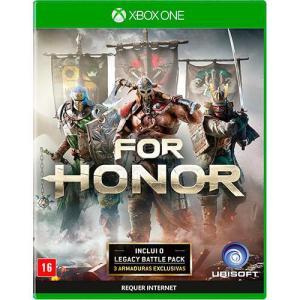 [Cartão Americanas - em até 4x] For Honor - Xbox One - R$44,99
