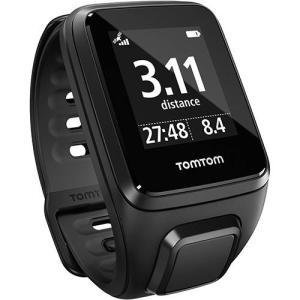 Relógio para Corrida TomTom Spark Music Unissex com Leitor de Música + GPS - Preto