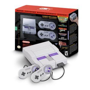 Console Super Nintendo NES Classic Edition  Nintendo - R$ 594