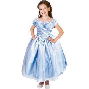 Fantasia Cinderela Life Azul Bebê R$60