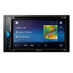 "DVD Automotivo Pioneer AVH-A208BT Bluetooth 6.2"" Polegadas Entrada USB - R$ 719,10"