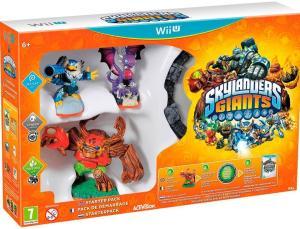 Skylanders Starter Pack Giants - WiiU - R$39,99