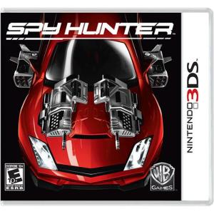 Game Spy Hunter - 3DS R$20