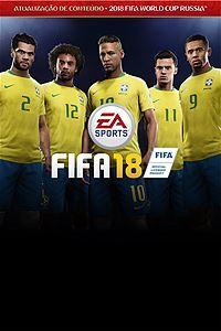 FIFA 18 - XBOX ONE + DLC COPA DO MUNDO (DIGITAL) R$69
