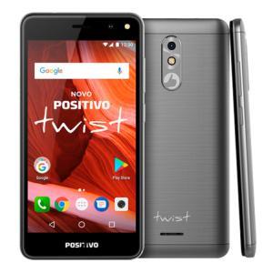 Smartphone Twist S511 Positivo R$341
