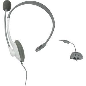 Headset Tech Dealer Slim Branco - XBOX 360 - R$9,99