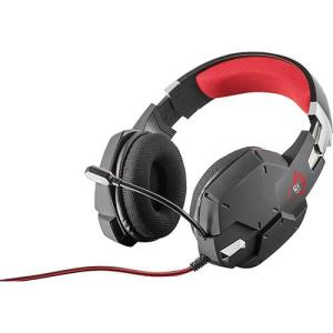 Headset Gamer GXT 322 Dynamic PC Preto - Trust - R$99,99