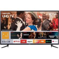 "Smart TV LED 58"" UHD 4K Samsung 58MU6120 HDR Premium, Tizen, Steam Link - R$ 3189"