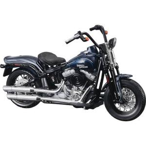 Harley-Davidson 1:18 2008 FLSTSB Cross Bones - Maisto  R$ 19,99