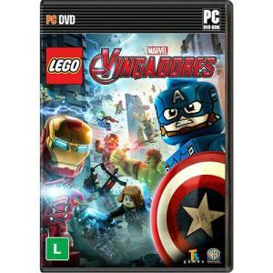 Game Lego Marvel Vingadores BR - PC - R$6,90