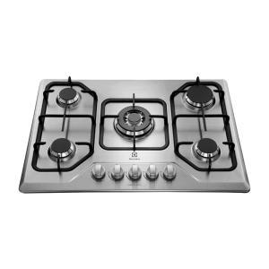 Cooktop 5 bocas Electrolux a Gás (GT75X) - R$658
