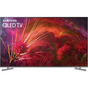 "Smart TV QLED 55"" Samsung 55Q6F Ultra HD 4K, 4 HDMI, 3 USB Conexão Invisível - R$ 4320"