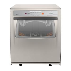 Lava Louças 8 Serviços Brastemp Compacta com Ciclo Pesado - BLF08AS - R$1199