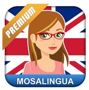 APP MosaLingua Curso de Inglês Premium - Grátis