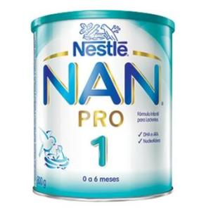 Fórmula Infantil Nestlé Nan 1 Pro 800g 36,90
