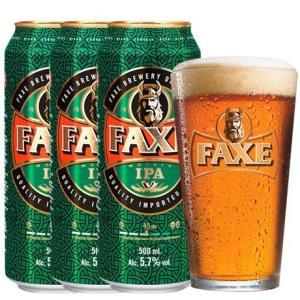Kit Faxe IPA [3 cervejas de 500 ml + copo] - R$45,90