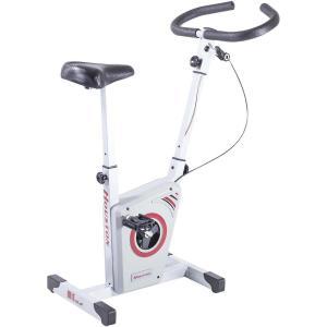 Bicicleta Ergométrica Vertical Houston Hfit 10f Fita Cinza - R$160