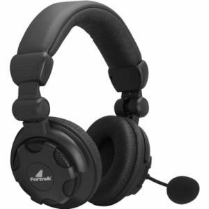 Headset Fortrek com Microfone HS311 - R$25,52