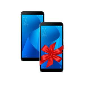 Zenfone Max Plus M1 3GB/32GB Azure Silver + Zenfone Max Plus M1 3GB/32GB Azure Silver - R$ 1189,00
