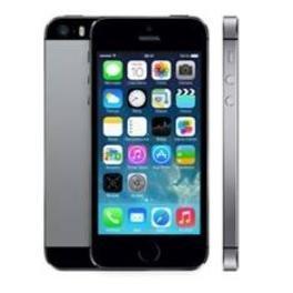 iPhone 5s 16GB Cinza Espacial Desbloqueado Câmera 8MP 4G e Wi-Fi na Amazon - R$899
