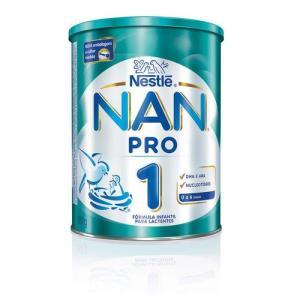 Fórmula Infantil NAN PRO 1 Lata 800g 32,47