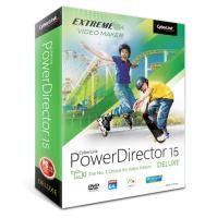 CyberLink PowerDirector 15  (Grátis)