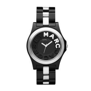 Relógio Marc Jacobs Masculino Preto e Prata - EBM4560/N - R$551