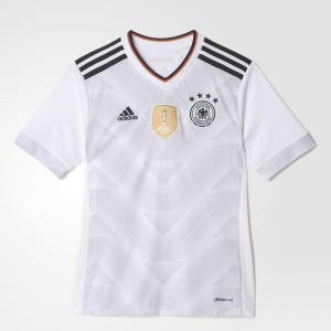 Camisa Adidas Alemanha I Infanto-juvenil - R$69