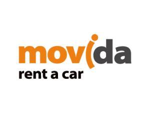 5% de desconto sobre o valor da diária na Movida