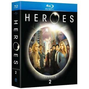 Blu-ray Heroes: Season 2 - 4 Discos - R$20