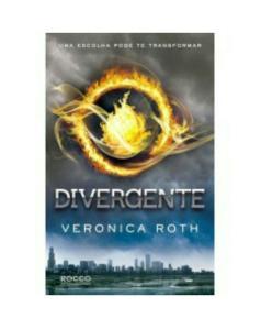 Livro Divergente - R$8,90