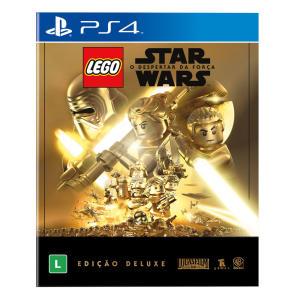 Jogo LEGO Star Wars: O Despertar da Força - Edição Deluxe - PS4 por R$ 30