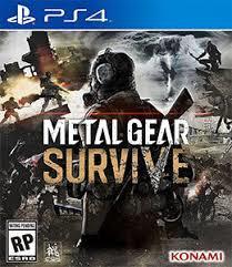 Metal Gear Survive Grátis na PSN (até 05/06)