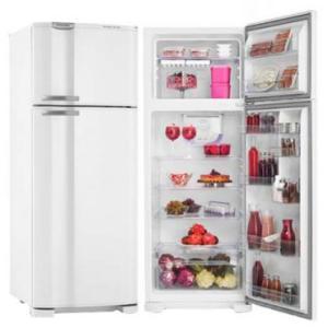 Refrigerador | Geladeira Electrolux Cycle Defrost 2 Portas 462 Litros Branco - DC49A