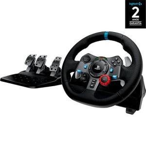 Volante Gamer G29 - PS4 PS3 e PC - Logitech por R$ 999,99