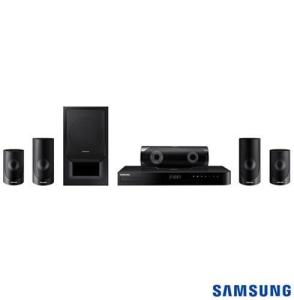 BUG * Home Theater Samsung com Blu-ray 3D, 5.1 Canais e 1000W - HT-J5500K/ZD - SGHTJ5500KPTO_PRD