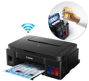 Impressora Multifuncional Canon G3100 Wi-Fi Tanque de Tinta por R$ 664