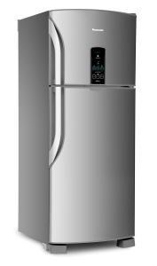 [Pay] Geladeira Panasonic Frost Free Aço Escovado NRBT49 - R$2429