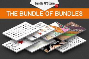 Bundle Storm v2 - Pacotes para profissionais de design