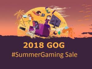 Promoção #VerãoGaming Lá vem o sol! GOG