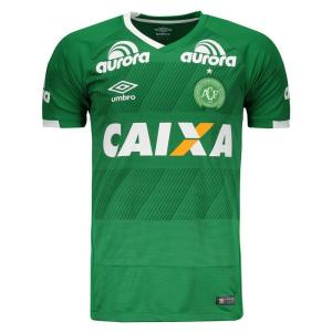 Camisa Umbro Chapecoense I 2016 - R$79,12