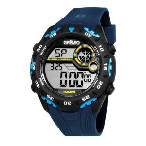 Relógio Technos Grêmio Digital Azul - R$83,51
