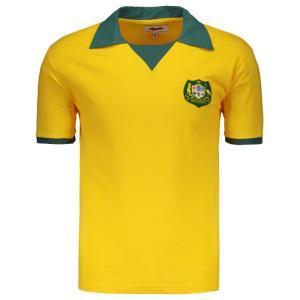 Camisa Austrália 1974 Retrô - R$71,20