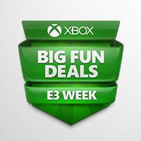 Xbox Big Fun Deal - Semana E3