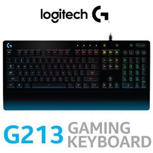 Teclado Gamer G213 Prodigy RGB - Logitech G - R$129,99