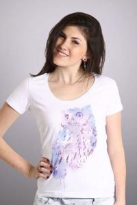 Camiseta Aquarela R$24,90 (Chico Rei)