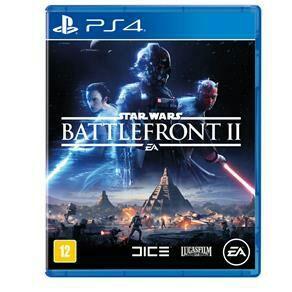 Jogo Star Wars: Battlefront II - PS4