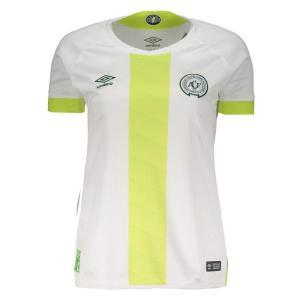 Camisa Umbro Chapecoense II 2017 Feminina - R$71,20
