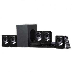 Home Theater HDMI 320W RMS 5.1 Canais Preto Multilaser - SP268 - R$ 130