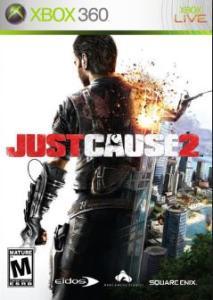 Jogo Just Cause 2 - XBOX 360 - R$ 6